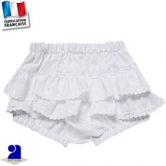 Bloomer baptême 0 mois-4 ans Made in France