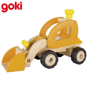 Chargeur jouet en bois