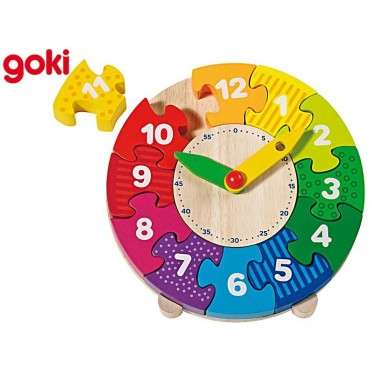 Horloge puzzle 