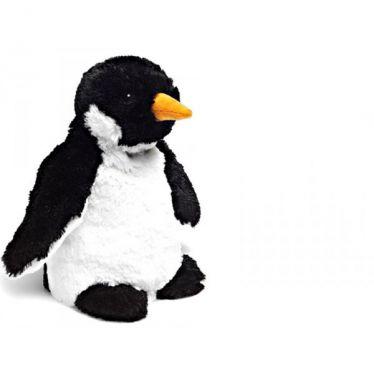 Bouillotte peluche pingouin