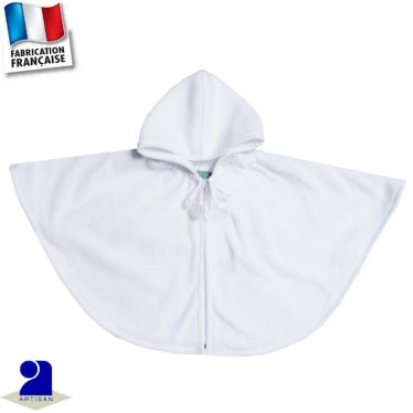 Cape avec capuche Made in France