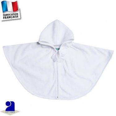 Cape avec capuche Made in France