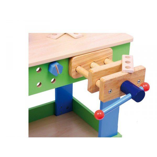 jeux en bois etabli bois jouet frederico. Black Bedroom Furniture Sets. Home Design Ideas