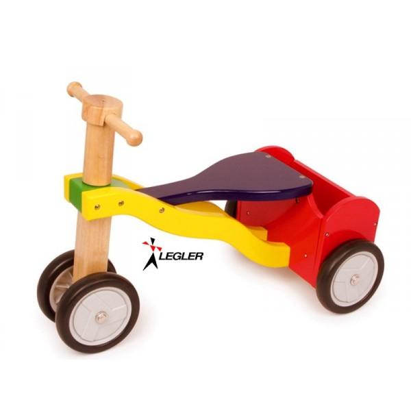 jeux en bois porteur tricycle velo de marche en bois. Black Bedroom Furniture Sets. Home Design Ideas