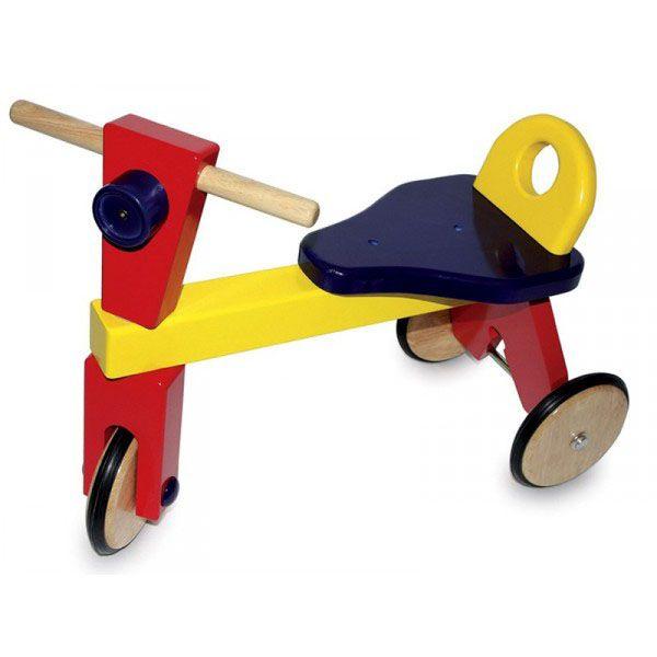 jeux en bois porteur tricycle v lo de marche en bois. Black Bedroom Furniture Sets. Home Design Ideas