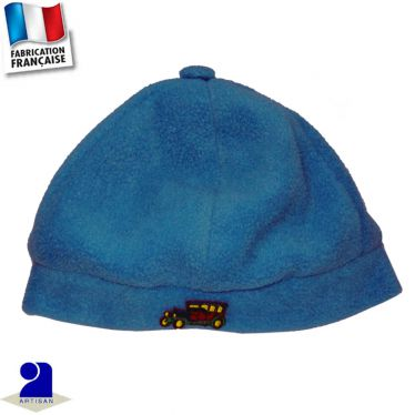 Bonnet rond Made in France