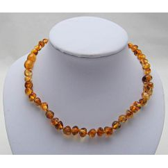 Collier ambre Honey