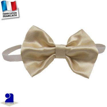 Noeud papillon brillant Made in France
