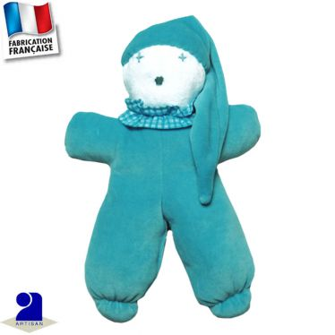 Doudou uni Made in France