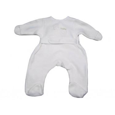 Pyjama polaire naissance 3 kgs