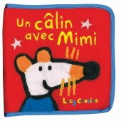 Livre un câlin avec Mimi la souris