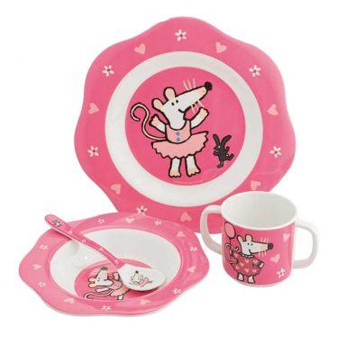 Coffret repas Mimi la souris