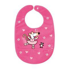 http://cadeaux-naissance-bebe.fr/3106-4209-thickbox/bavoir-rose-toile-ciree-mimi-la-souris.jpg