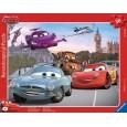 Puzzle Cars Toute l'Equipe à Londres