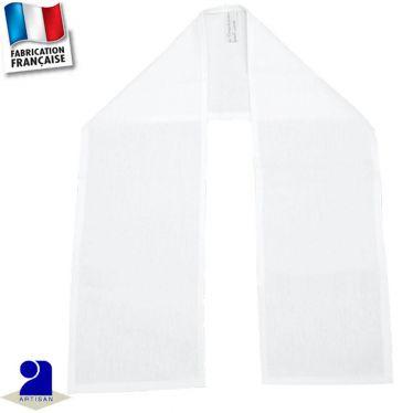 Etole-écharpe de cérémonie Made in France