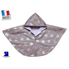 http://cadeaux-naissance-bebe.fr/3348-9974-thickbox/poncho-de-pluie-2-3-ans-doublee-polaire-a-pois.jpg