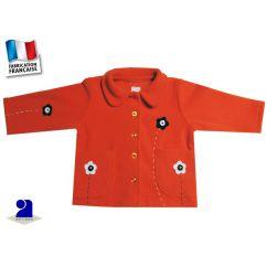 http://www.bambinweb.com/339-7052-thickbox/veste-polaire-orange-deco-fleurs-18-mois-.jpg