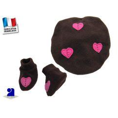 http://cadeaux-naissance-bebe.fr/3497-7144-thickbox/beret-et-chaussons-bebe-polaire-chocolat-0-1-mois.jpg