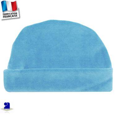 Bonnet avec revers Made in France
