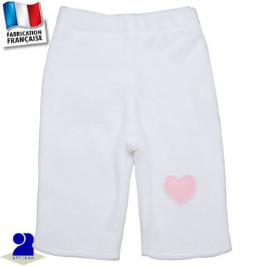 Pantalon chaud 0 mois-10 ans Made in France