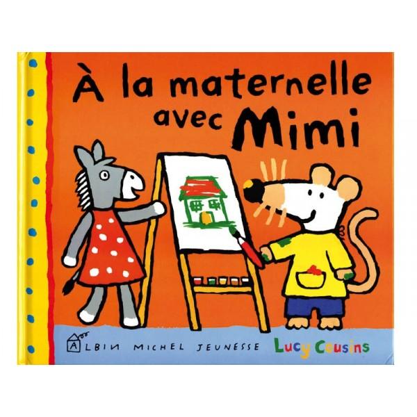 A la maternelle avec mimi la souris - Jeux de mimi la souris ...