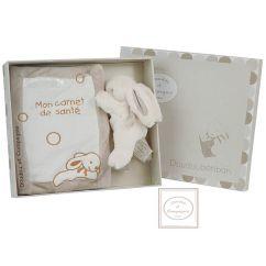 http://cadeaux-naissance-bebe.fr/3807-5394-thickbox/protege-carnet-de-sante-et-doudou-lapin-taupe.jpg