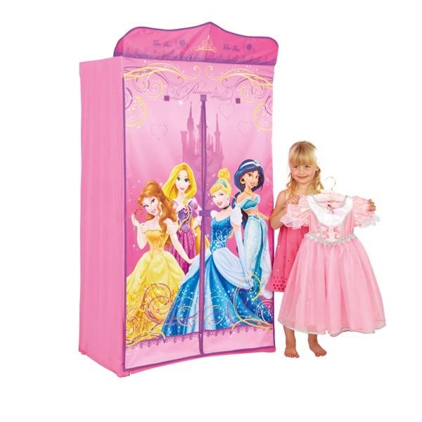 Penderie enfant disney princesses for Penderie chambre enfant