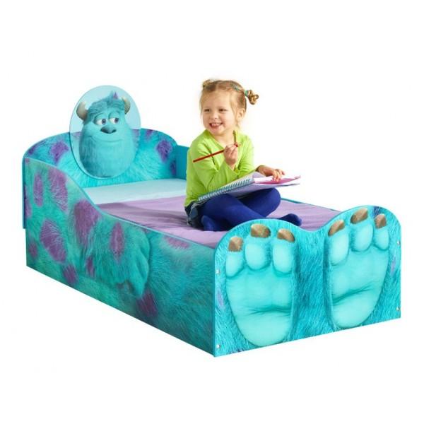 lit enfant monstres et cie. Black Bedroom Furniture Sets. Home Design Ideas