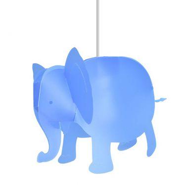 Lampe suspension Eléphant