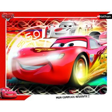 Puzzle Cars Flash McQueen et ses concurrents