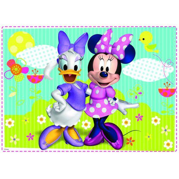 Puzzle minnie et daisy - Minnie et daisy ...