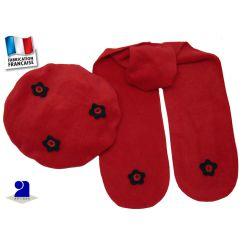 http://bambinweb.com/4039-7152-thickbox/beret-echarpe-rouge-fleurs-noires-polaire-3-6-ans.jpg