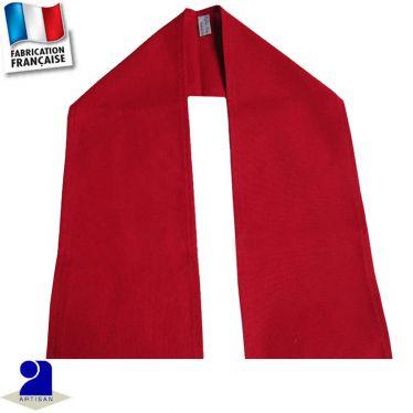 Etole-écharpe cérémonie unie Made in France