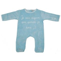 http://cadeaux-naissance-bebe.fr/4139-6082-thickbox/pyjama-bebe-bleu-18-mois-je-suis-mignon.jpg