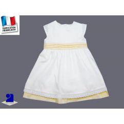 http://www.bambinweb.com/415-11097-thickbox/tenue-ceremonie-fille-robe-blanche-et-jaune.jpg