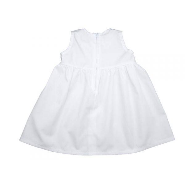 tenue bapt me fille robe fille bapt me blanche sans manches. Black Bedroom Furniture Sets. Home Design Ideas