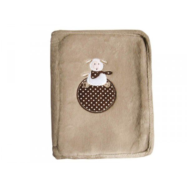 prot ge carnet de sant b b mouton. Black Bedroom Furniture Sets. Home Design Ideas