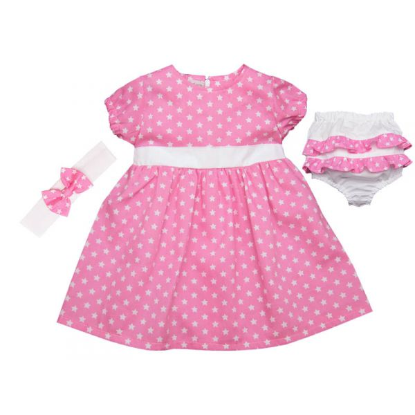 v tement b b robe fille 3 mois bloomer bandeau rose