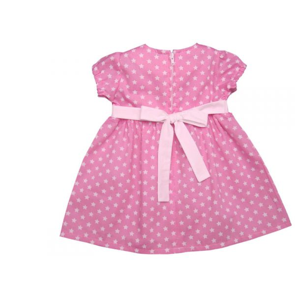 v tement b b robe fille 3 mois bloomer bandeau rose. Black Bedroom Furniture Sets. Home Design Ideas