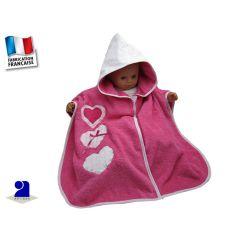http://bambinweb.eu/4515-8961-thickbox/poncho-de-bain-bebe-rose-coeurs.jpg