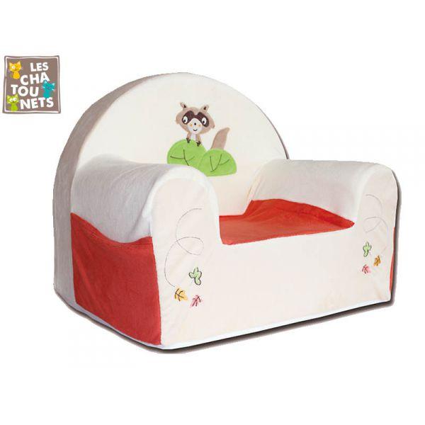 fauteuil club enfant h risson. Black Bedroom Furniture Sets. Home Design Ideas