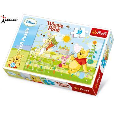 Puzzle Winne l'ourson