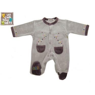 Pyjama bébé prématuré 00 mois