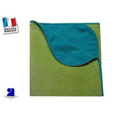 http://www.bambinweb.com/4864-10106-thickbox/plaid-polaire-et-velours-anis-et-turquoise-100-x-100-cm.jpg