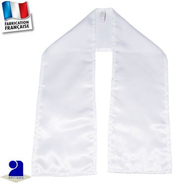 Etole-écharpe de cérémonie brillante Made in France