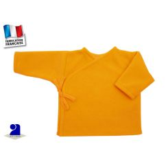 http://bambinweb.com/4913-10271-thickbox/gilet-brassiere-bebe-polaire-jaune-vif.jpg