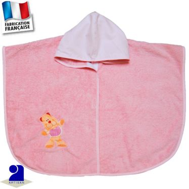 Poncho de bain Made in France