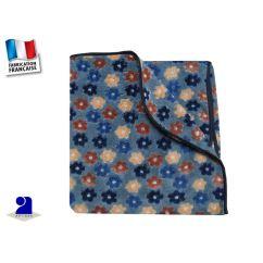 http://www.bambinweb.com/4947-10384-thickbox/plaid-touche-peluche-bleu-nuit-imprime-fleurs-100-x-100-cm.jpg