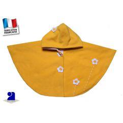 http://www.cadeaux-naissance-bebe.fr/4964-10455-thickbox/poncho-polaire-jaune-deco-fleurs-0-12-mois.jpg