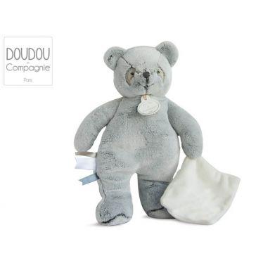 Pantin avec doudou Panda